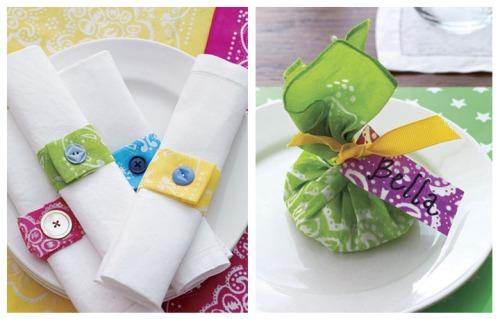 bandanna-napkins